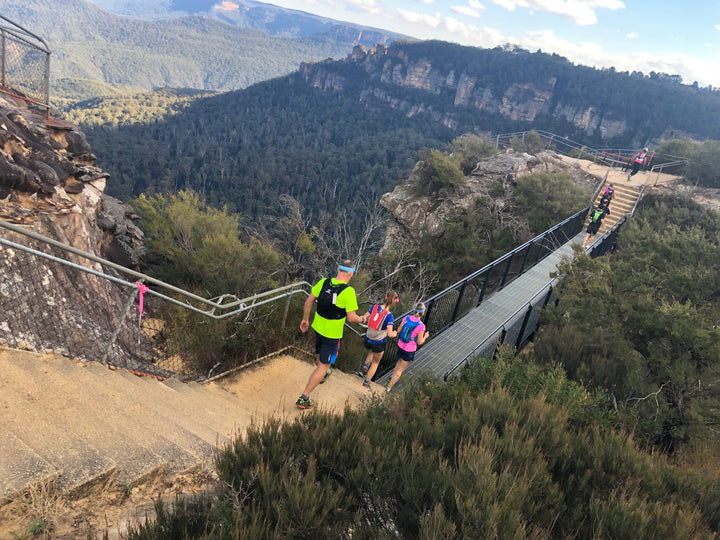 And The Winner of The Ultra Trail Australia Entry is….