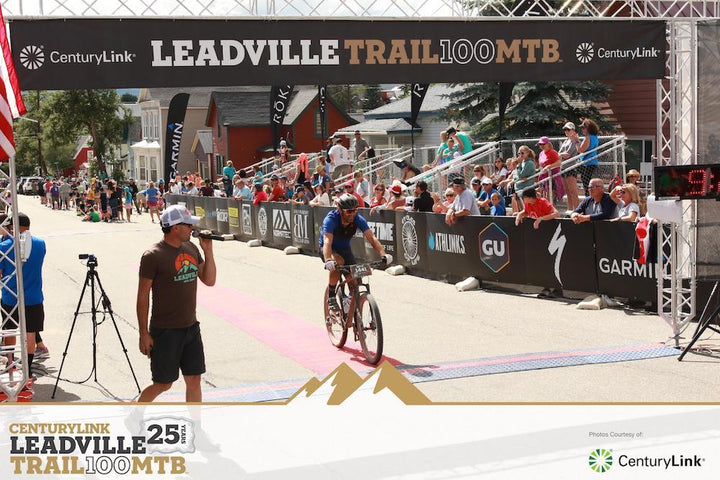 LEADVILLE 100 MTB POST RACE BLOG