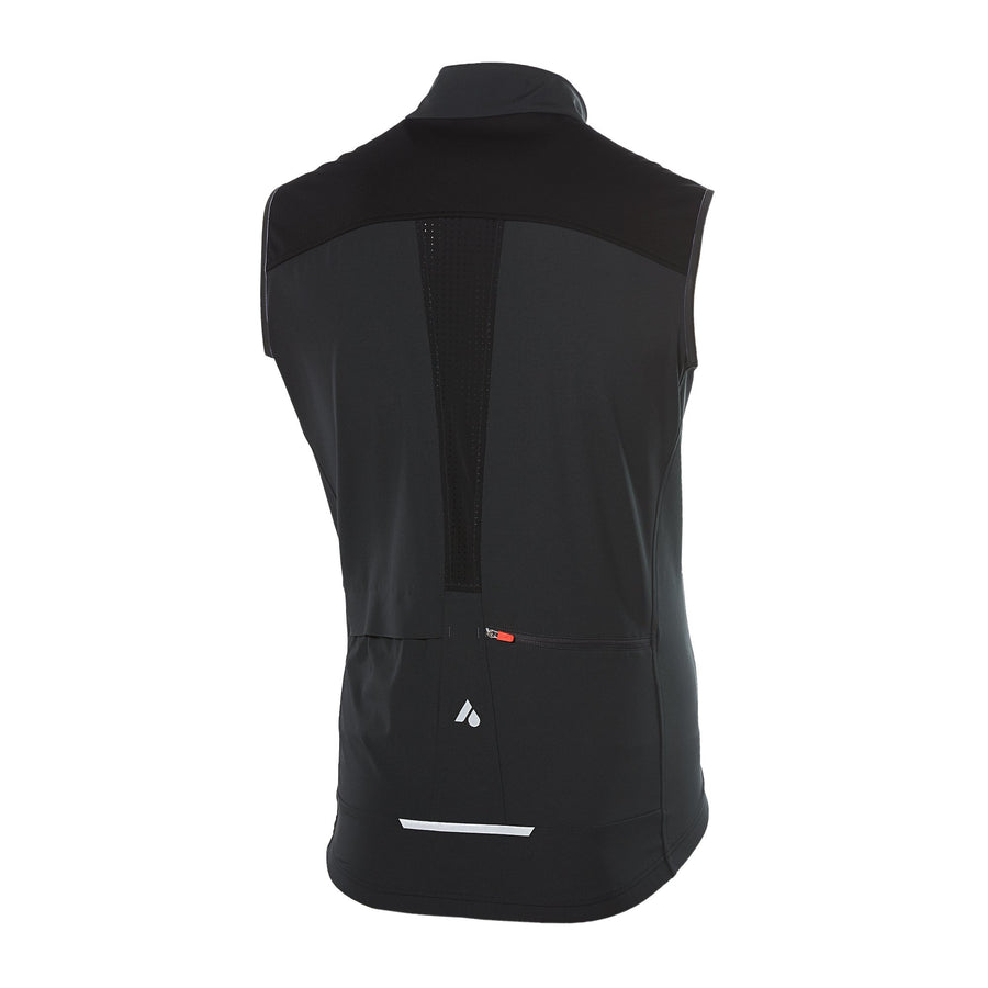 flint Men's Bike Thermal Gilet