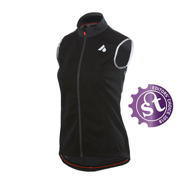 flint Women's Bike Thermal Gilet