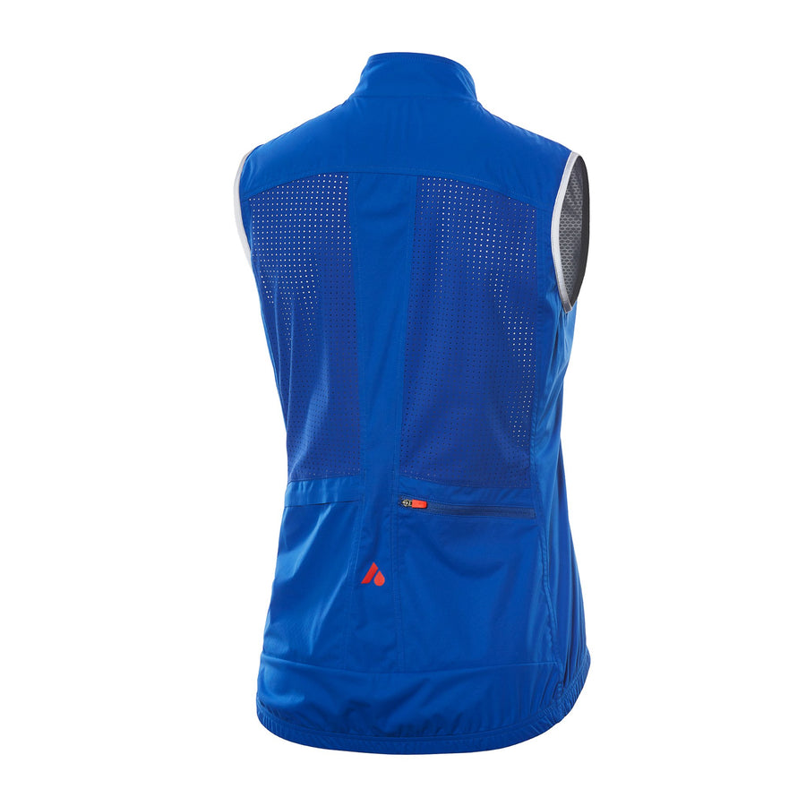 flint Women's Bike Light Gilet