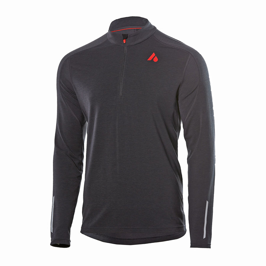 flint Men's Running Long Sleeve Top