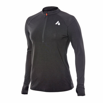 flint Women's Running Long Sleeve Top