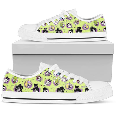 Halloween Low Top Shoe