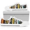 Hip Hop Old School Low Top Shoe