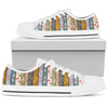Floral Books Low Top Shoe