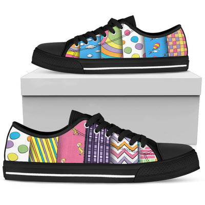 Dr.Seuss Low Top Shoe