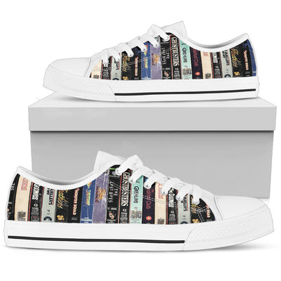 The Breakfast Club Low Top Shoe