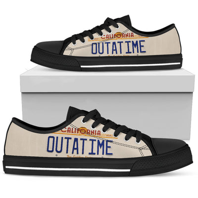 OUTATIME Low Top Shoe