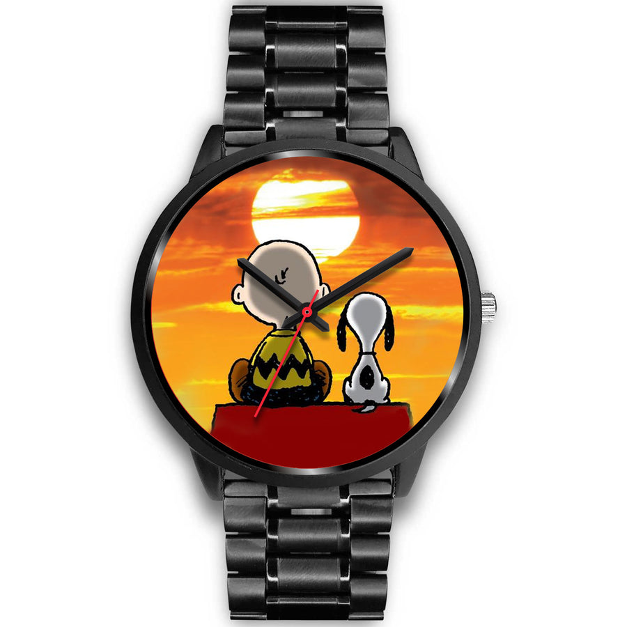 Dog & Charlie Brown Watch