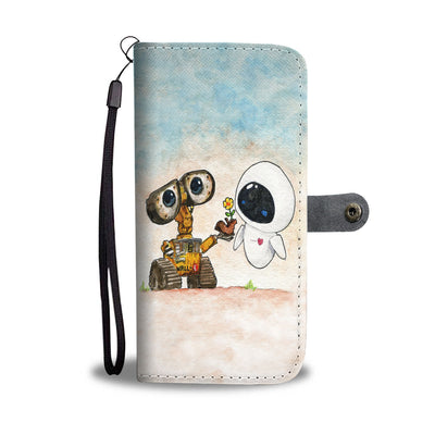 Wall E Wallet Case