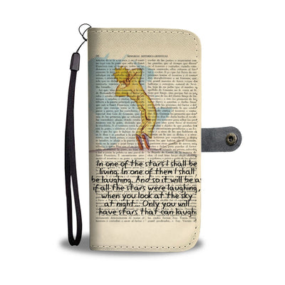 The Little Prince Wallet Case
