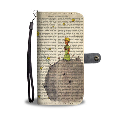 Little Prince Wallet Case