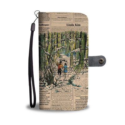Chronicles of Narnia Wallet Case