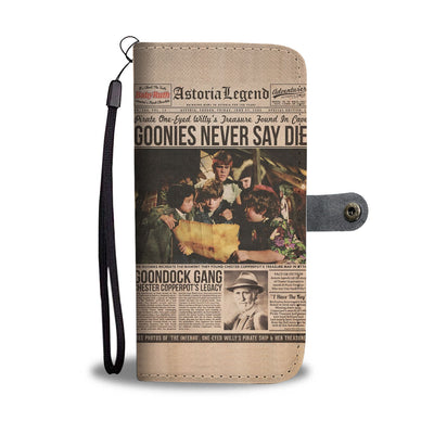 The Goonies Wallet Case