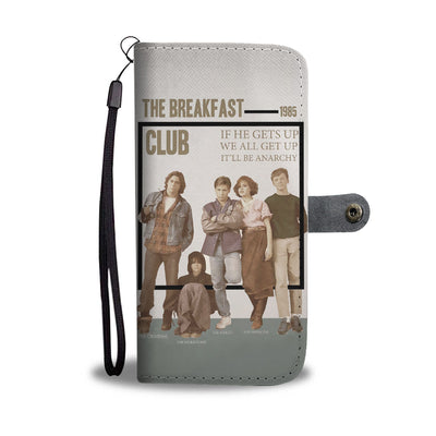The Breakfast Club Wallet Case