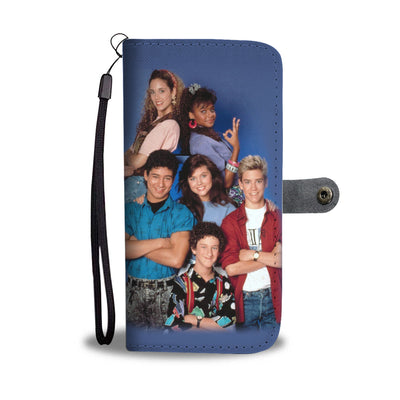 Saved By The Bell Wallet Case