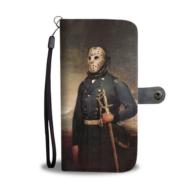 Jason Voorhees - Friday The 13th Walletcase