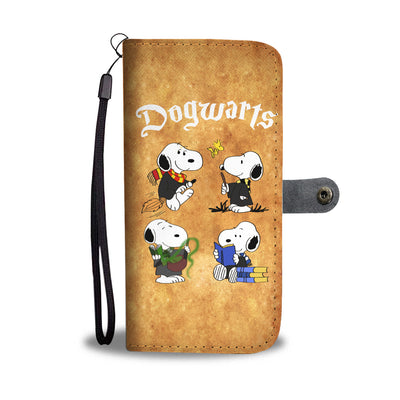 Dogwarts Wallet Case