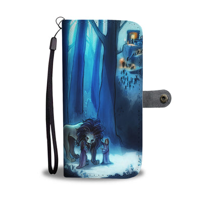The Chronicles of Narnia Wallet Case