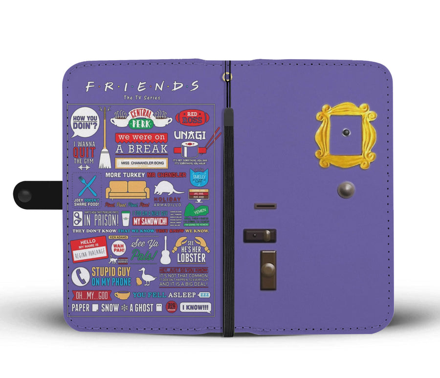 Friend Wallet Case