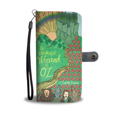 The Wizard of Oz Wallet Case