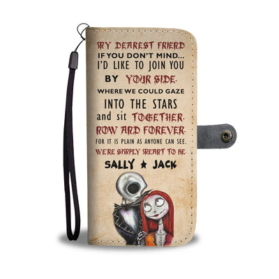 Halloween Wallet Case
