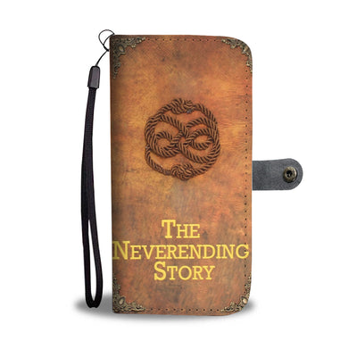 The Never Ending Story Wallet Case