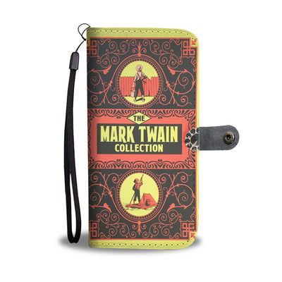 The Mark Twain Collection Wallet Case