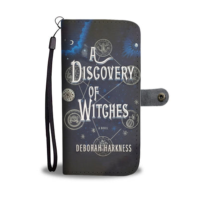 Witches Discover Wallet Case