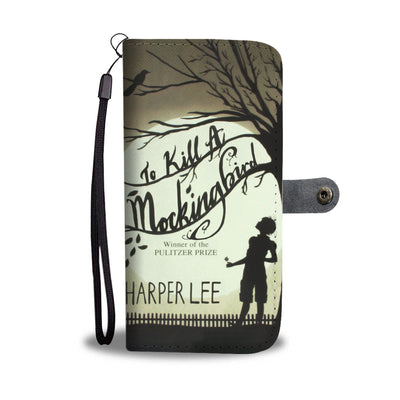 To Kill A Mockingbird Wallet Case