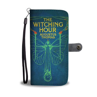 The Witching Hour Wallet Case