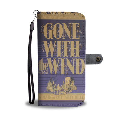Gone With The Wind Wallet Case