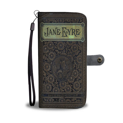 Jane Eyre Wallet Case