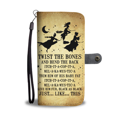 Witch Wallet Case