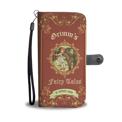 Fairy Tales Wallet Case