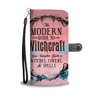 Witchcraft Wallet Case