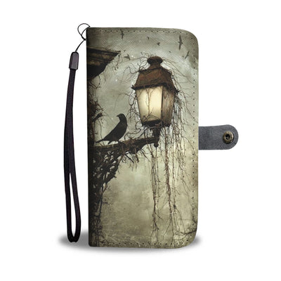 The Raven Wallet Case