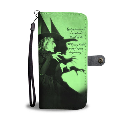 Something Wicked Wallet Case