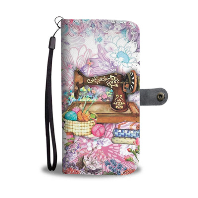 Quilting & Sewing Wallet Case