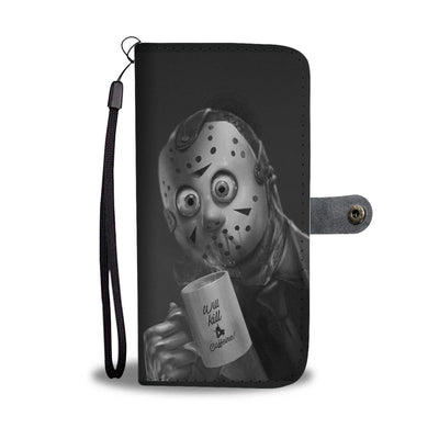 Jason Voorhees The Friday 13th Wallet Case