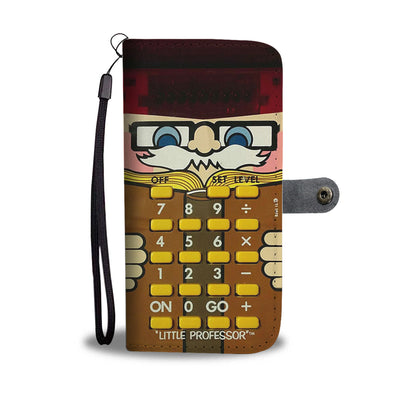 Little Professor Wallet Case