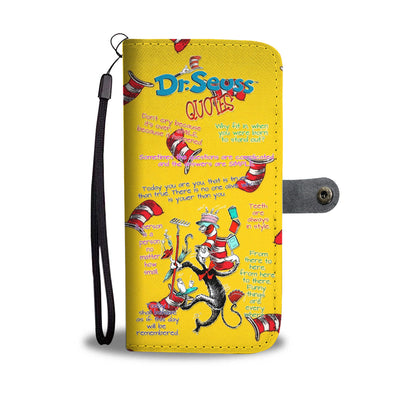 Dr.Seuss Wallet Case