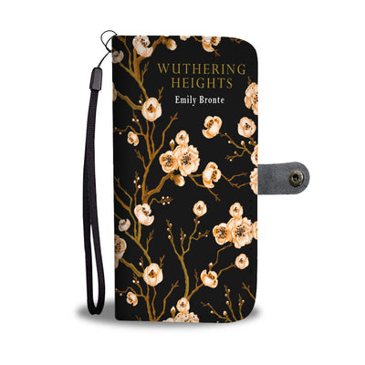 Personalized Wuthering Heights Wallet Case