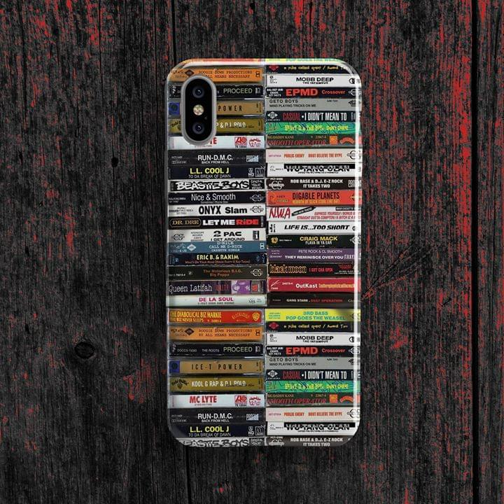 Old- school Hip Hop Phone Case