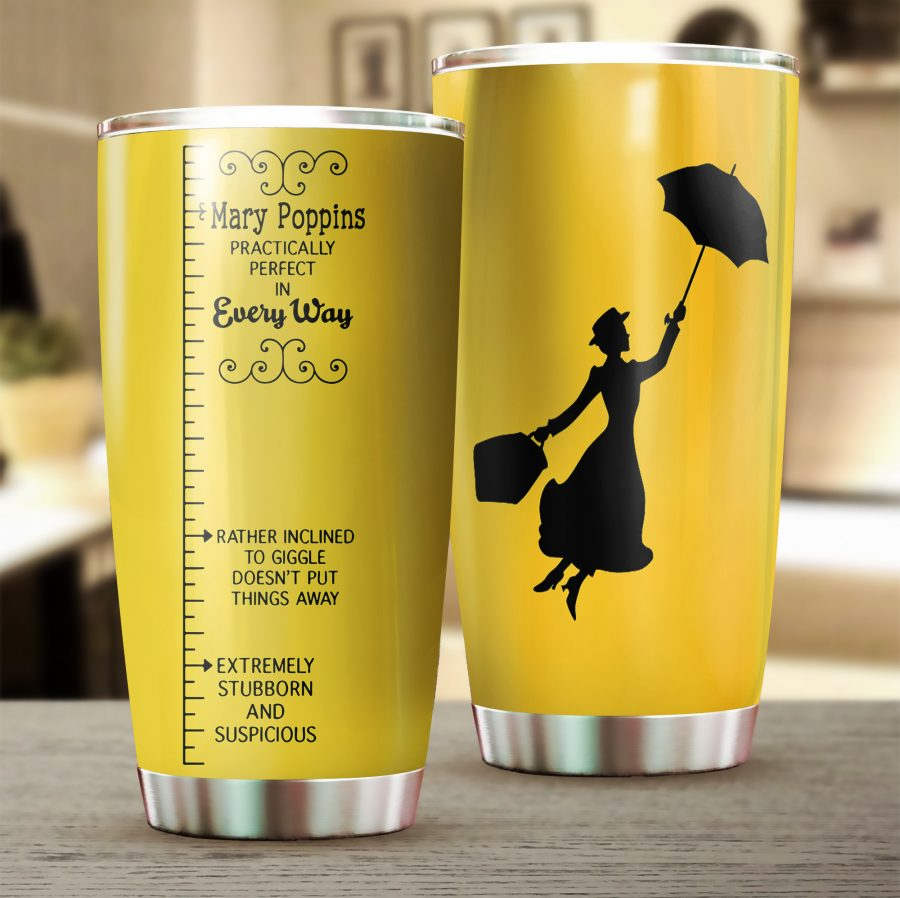 Customized Mary P Tumbler
