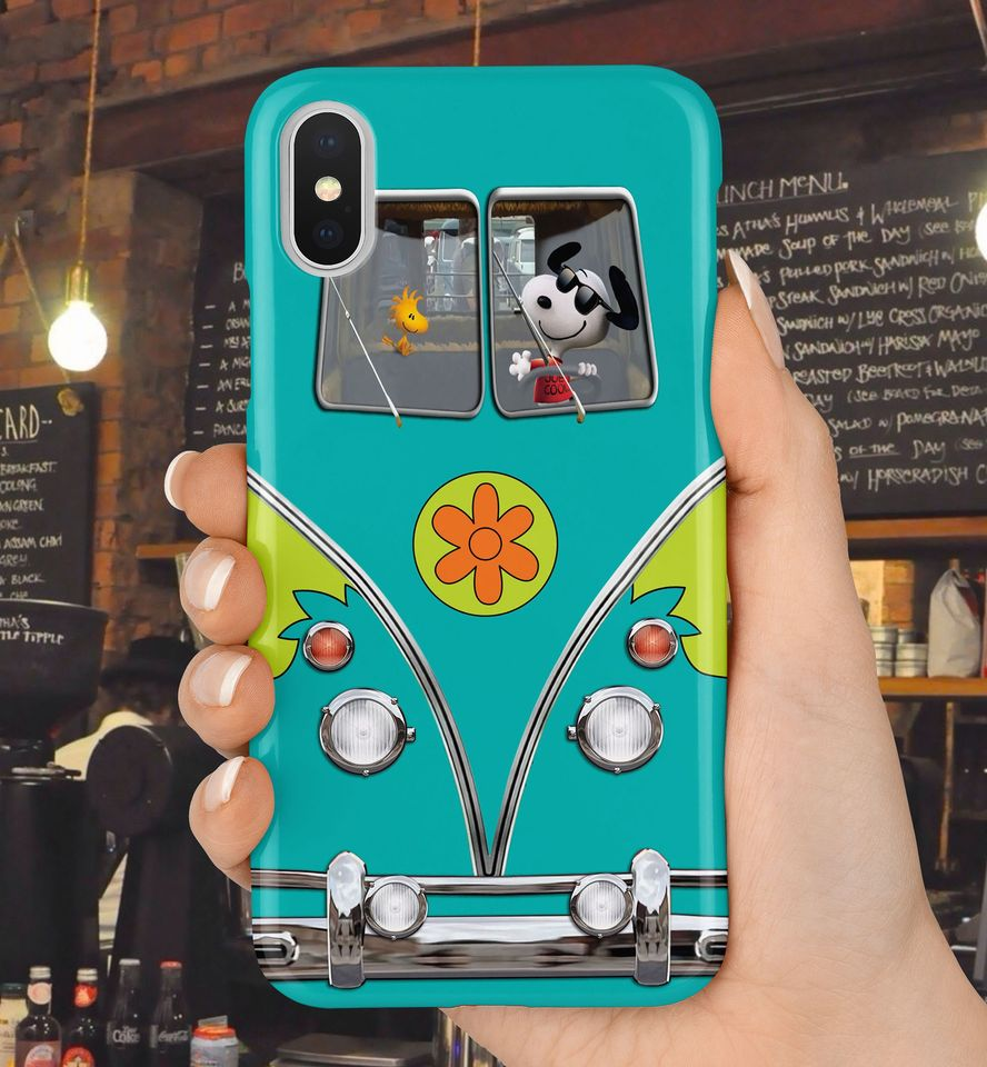 SNP Phone Case