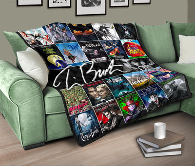 Tim Burton Collection Premium Quilt