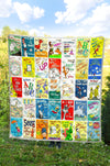 Dr. Seuss Collection Premium Quilt
