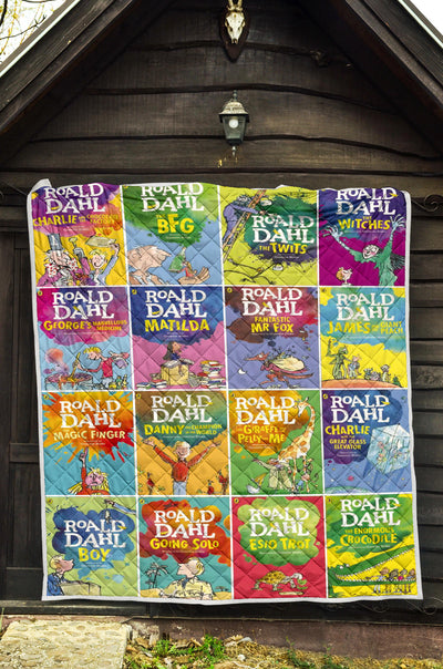 Roald Dahl Collection Premium Quilt